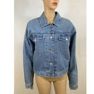 Gap Vintage Soft Lining Women's Jean Jacket